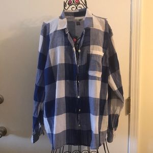 Women's Old Navy button down